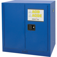 Corrosive Liquids Cabinet SDN653 | Zenith Safety Products
