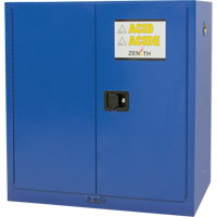 Corrosive Liquids Cabinet SDN654 | Zenith Safety Products