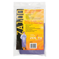 Lightweight Vinyl Aprons SEE888R | Zenith Safety Products