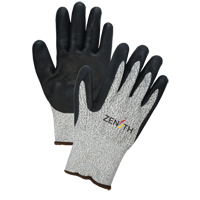 HPPE Foam Nitrile Coated Acrylic Lined Gloves SGF950 | Zenith Safety Products