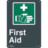 """First Aid"" Pictogram Sign SGM777 