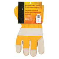 Thinsulate™ Lined Grain Cowhide Fitters Gloves SM613R | Zenith Safety Products